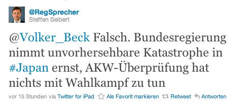 Twitter-Duell zwischen Beck und Seibert (2)